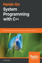 Okładka książki Hands-On System Programming with C++