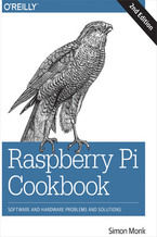 Okładka książki Raspberry Pi Cookbook. Software and Hardware Problems and Solutions. 2nd Edition