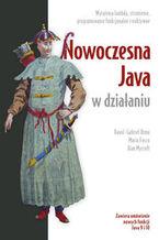 Okładka książki Nowoczesna Java w działaniu. Wyrażenia lambda, strumienie, programowanie funkcyjne i reaktywne