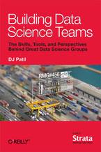Okładka książki Building Data Science Teams