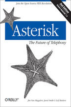 Okładka książki Asterisk: The Future of Telephony. The Future of Telephony. 2nd Edition