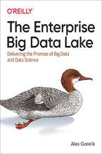 Okładka książki The Enterprise Big Data Lake. Delivering the Promise of Big Data and Data Science