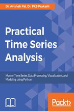 Okładka książki Practical Time Series Analysis