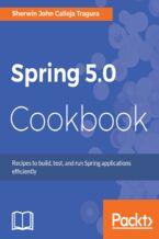 Okładka książki Spring 5.0 Cookbook