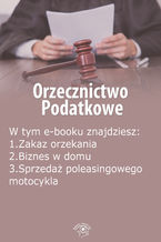 Orzecznictwo podatkowe, wydanie wrzesień 2014 r
