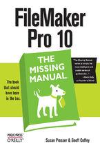 Okładka książki FileMaker Pro 10: The Missing Manual