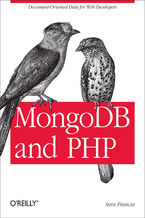 Okładka książki MongoDB and PHP. Document-Oriented Data for Web Developers