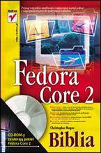 Okładka książki Fedora Core 2. Biblia