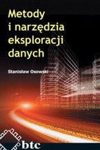 Okładka książki Metody i narzędzia eksploracji danych