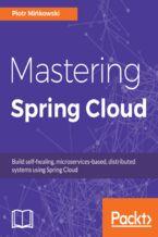 Okładka książki Mastering Spring Cloud