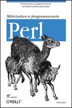 Okładka książki Perl. Mistrzostwo w programowaniu