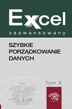 Okładka książki Szybkie porządkowanie danych w Excelu