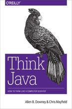 Okładka książki Think Java. How to Think Like a Computer Scientist