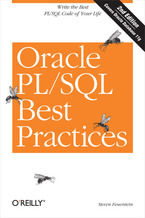 Okładka książki Oracle PL/SQL Best Practices. 2nd Edition