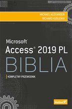 Okładka książki Access 2019 PL. Biblia