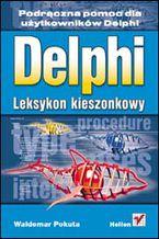 Okładka książki Delphi. Leksykon kieszonkowy