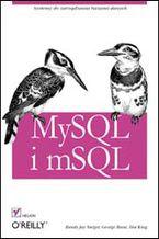 Okładka książki MySQL i mSQL