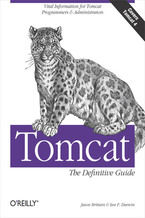 Okładka książki Tomcat: The Definitive Guide. The Definitive Guide