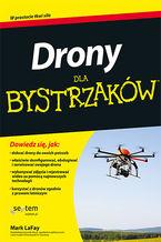 Okładka książki Drony dla bystrzaków