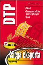 Okładka książki DTP. Księga eksperta