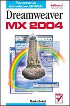 Okładka książki Dreamweaver MX 2004