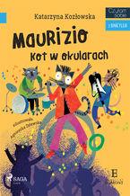 Maurizio - Kot w okularach