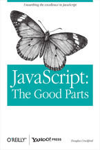 Okładka książki JavaScript: The Good Parts. The Good Parts