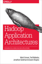 Okładka książki Hadoop Application Architectures