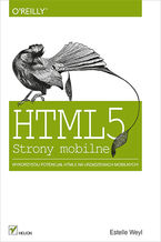 Okładka książki HTML5. Strony mobilne