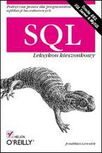 Okładka książki SQL. Leksykon kieszonkowy