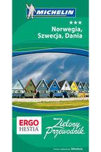 Norwegia, Szwecja, Dania. Zielony Przewodnik. Wydanie 1