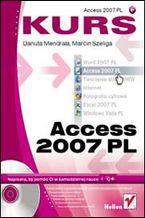 Okładka książki Access 2007 PL. Kurs