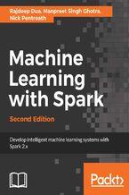 Okładka książki Machine Learning with Spark - Second Edition