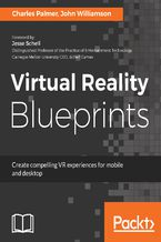 Okładka książki Virtual Reality Blueprints