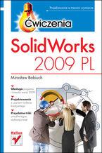Okładka książki SolidWorks 2009 PL. Ćwiczenia