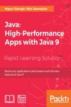 Okładka książki Java: High-Performance Apps with Java 9