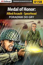 Medal of Honor: Allied Assault - Spearhead - poradnik do gry