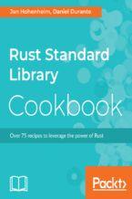 Okładka książki Rust Standard Library Cookbook