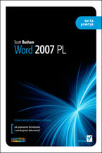 Okładka książki Word 2007 PL. Seria praktyk