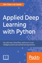 Okładka książki Applied Deep Learning with Python
