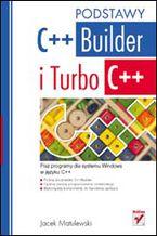 Okładka książki C++Builder i Turbo C++. Podstawy
