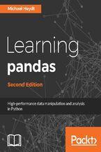 Okładka książki Learning pandas - Second Edition