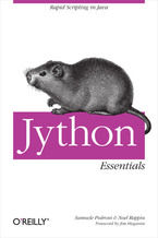 Jython Essentials