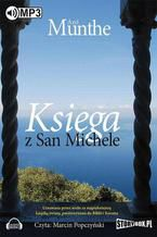 Okładka książki/ebooka Księga z San Michele