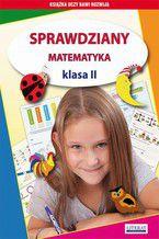 Okładka książki Sprawdziany. Matematyka. Klasa II