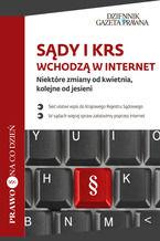 Sądy i KRS wchodzą w internet