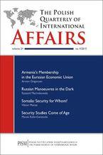 The Polish Quarterly of International Affairs nr 4/2015