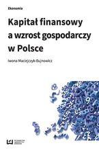 Kapitał finansowy a wzrost gospodarczy w Polsce