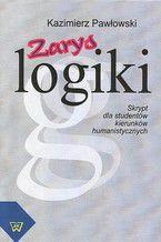 Okładka książki Zarys logiki