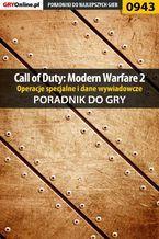Call of Duty: Modern Warfare 2 - opis przejścia, operacje specjalne, dane wywiadowcze - poradnik do gry